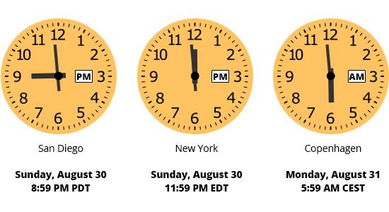 time-clock