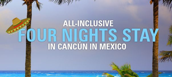 Cancun promotion