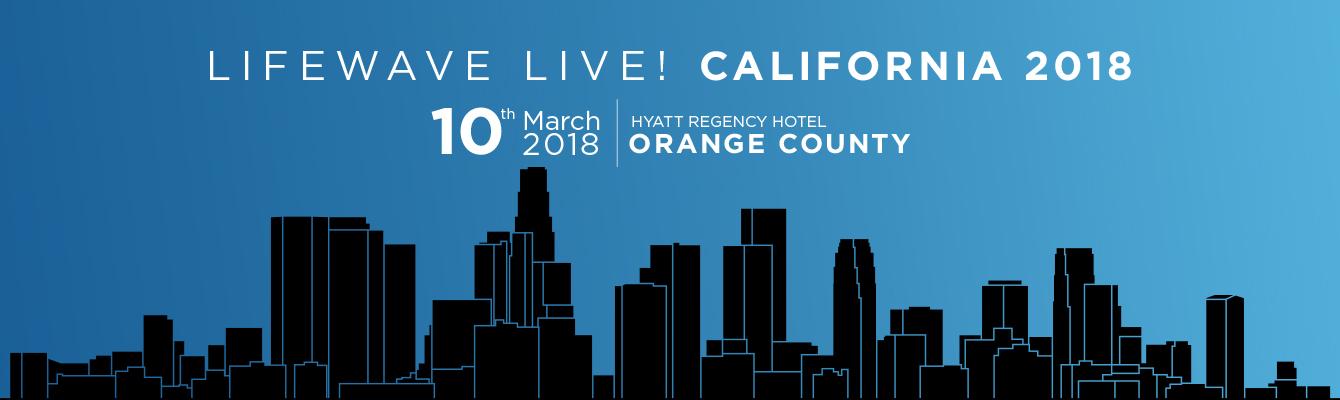 California Banner 2 - Pre Schedule